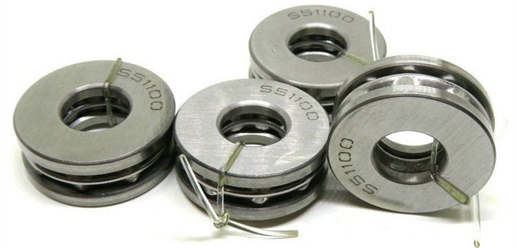 single thrust ball bearing