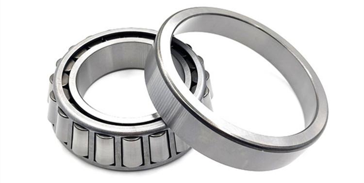 taper roller bearing chart