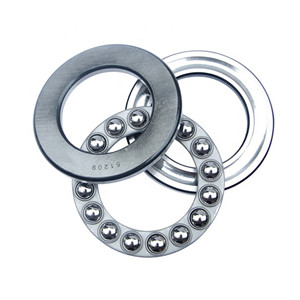 Professional service allows us to get orders for large diameter thrust bearing