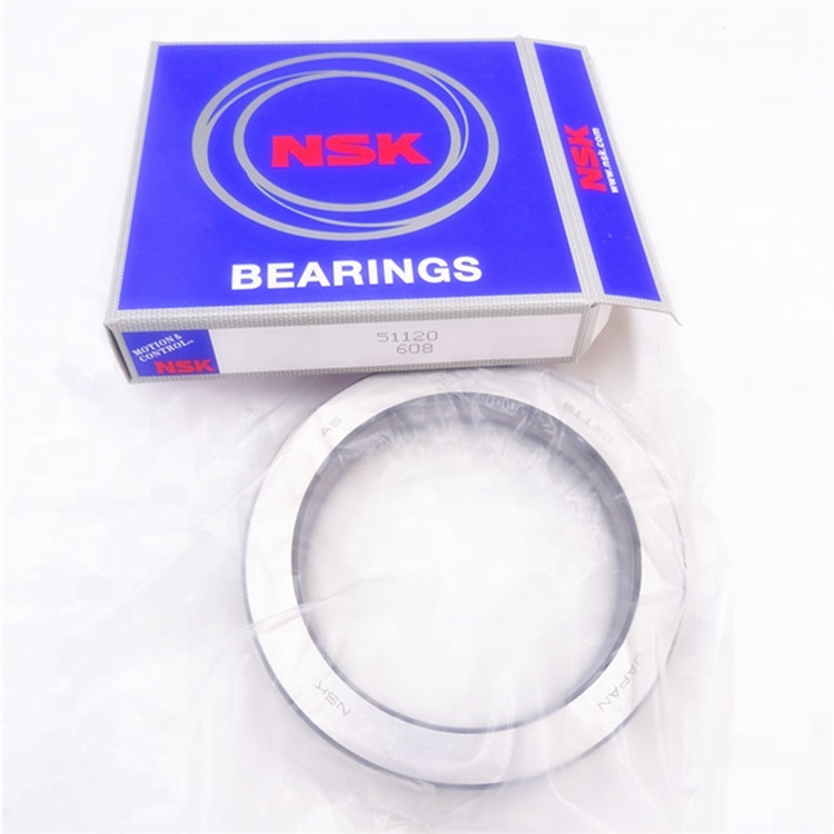 Thrust bearing lubrication thrust bearing parts NSK 51120
