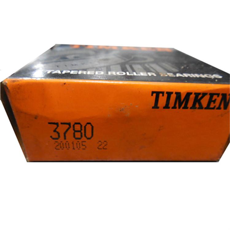 Timken sealed bearings original 3780 bearing