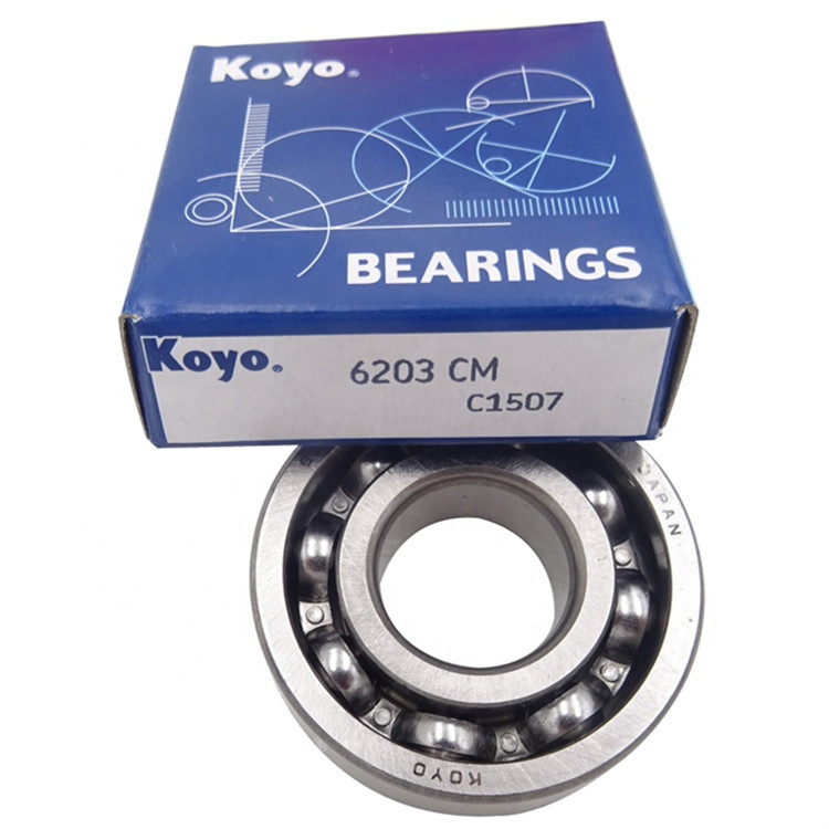 Bearing 6203 price KOYO 6203nse c3 bearing supplier