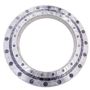 plastic conveyor roller bearings XSU080218 cross roller slewing bearing