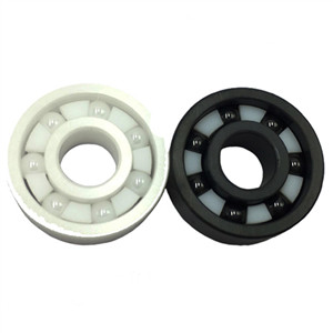 Advantages and disadvantages of cycling ceramic bearings