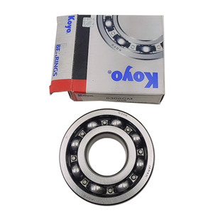 koyo 437 bearing supplier offer open type original koyo 6306 ball bearing 6306CM