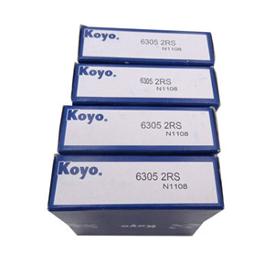 koyo nsk supplier distributor supply original 6305 koyo ball bearing