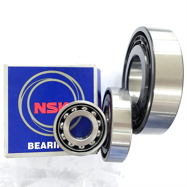 precision nsk angular contact bearing