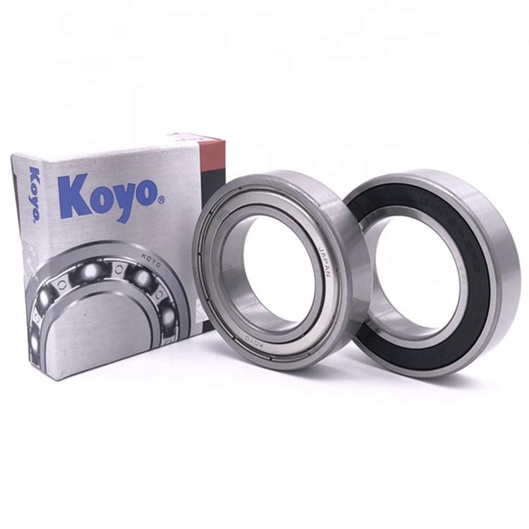 Nsk koyo original koyo 6204 c3 bearing supplier
