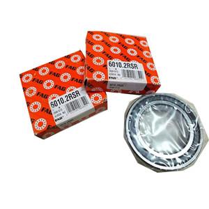 FAG steel ball bearings for slingshots 6010 rs bearing 50*80*16mm