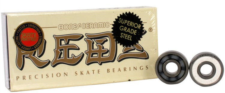 swiss gold ceramic bearings