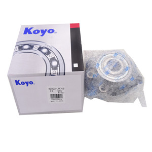 KOYO wheel bearing autozone 40202-JR70B wheel bearing cost autozone