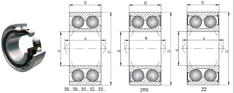 10mm inner diameter bearing