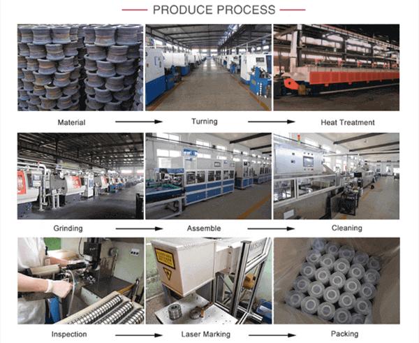 precision conveyor belt roller bearings