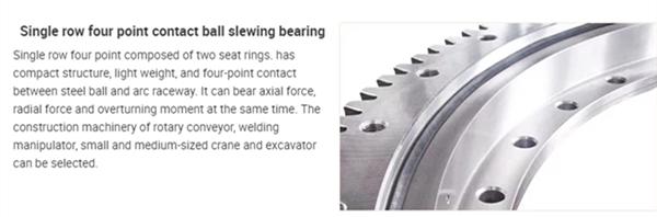 original large turntable bearing