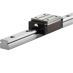 linear bearing rail system