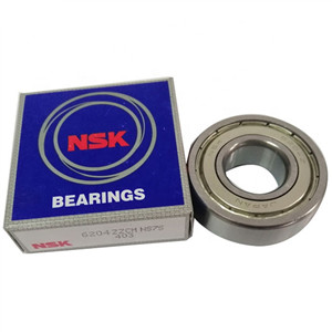 How to assemble nsk stainless steel bearings?