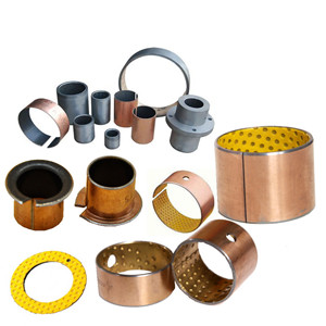 Do you know what the teflon linear bearing bush features?
