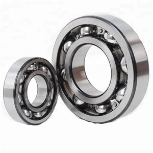 Do you know types of radial ball bearings?