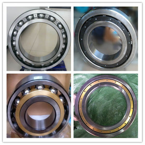 original types of radial ball bearings