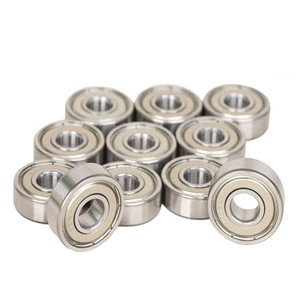 Why are 8mm stainless steel ball bearings rusted?