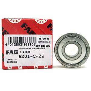Clearance control of german ball bearings