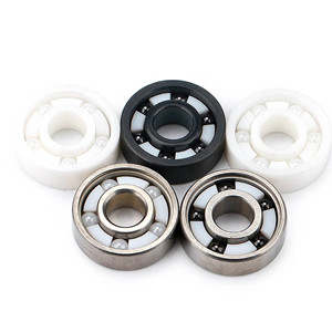 What are the advantages of ceramic headset bearings?