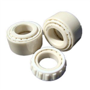 ceramic tapered roller bearings can take both large axial forces