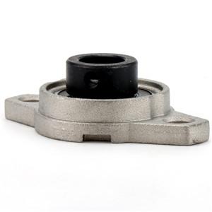 pillow block bearing with locking collar