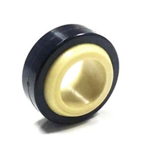 Did you use plastic plain bearings before?