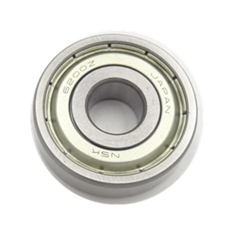 6200 bearing NSK6200ZZ stainless steel ball bearings