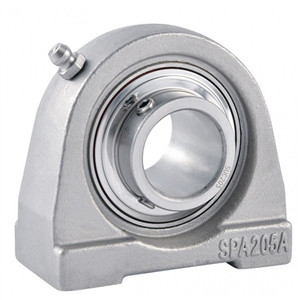 Steel pillow block bearings seat