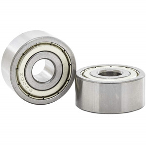 Why customer choose our 5200 zz double row angular contact bearing?