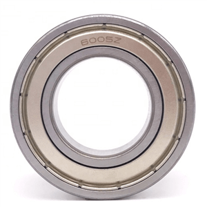 6005 zz deep groove ball bearing