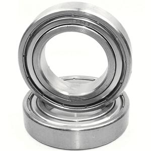 6008 zz is double steel seal bearing