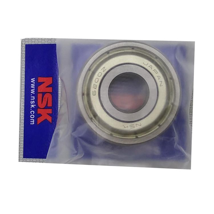 6200 zz original made in japan NSK brand bearing 6200z