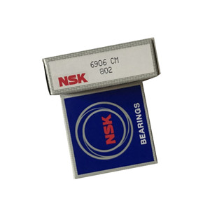 Professional service obtains nsk 6906 bearing order