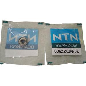 Original NTN 606z mini ball bearing details