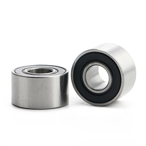 Features of double row angular contact ball 5001 rs bearings