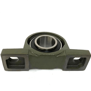 Ball bearing plummer block units is large bearing pedestal