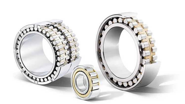 radial cylindrical roller bearing