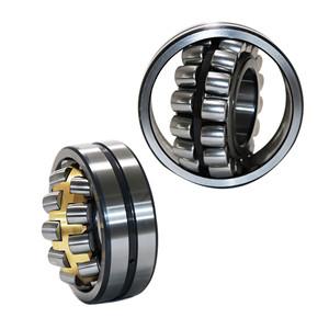 Several manifestations of damage of self aligning roller bearings