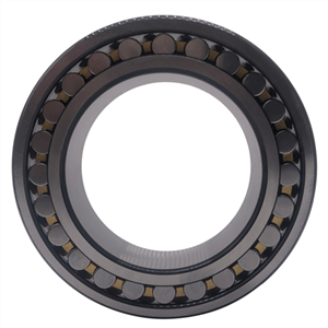 Single row spherical roller bearings mounting axial clearance