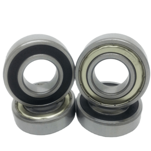 Ball bearing 6304 structure is simple
