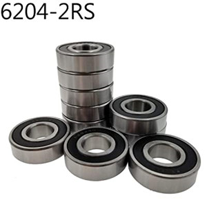 Why the Mexico customer choose our 6204 2rs ball bearing?