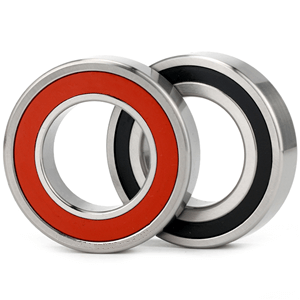7202 2rs bearings are angular contact ball bearings