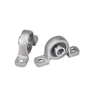 kp08 8mm small Zinc pillow block bearing details