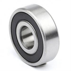 16008 2rs is thin wall deep groove ball bearing