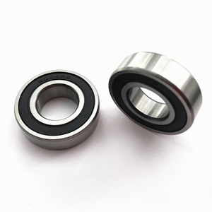 The customer directly ordered 6004 2RS bearings without samples!