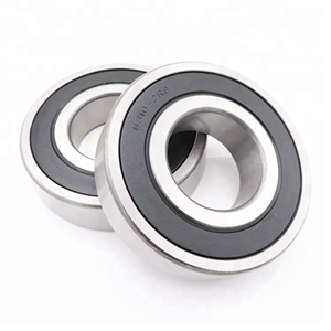 Characteristics and uses of 63102rs deep groove ball bearings