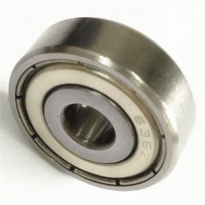 636 zz bearing is miniature ball bearing